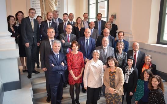 Mission d'information auprès de la cour d'appel d'Amiens
