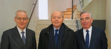 Rencontre du CSM avec Jacques Toubon