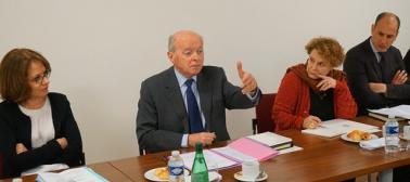 Rencontre du CSM avec le Défenseur des droits