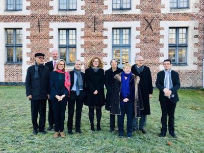 Rencontre avec les chefs de juridiction du tribunal de grande instance de Cambrai