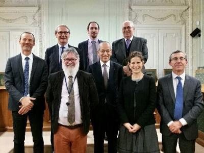 Rencontre avec les chefs de juridiction du tribunal de grande instance de Saint Omer